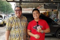 Bapak Roy Nicholas Mandey - Ketua Aprindo dan Ex CEO Matahari