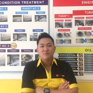 Arry Kepala Cabang Bengkel Mobil Terbaik, Dokter Mobil Cibubur