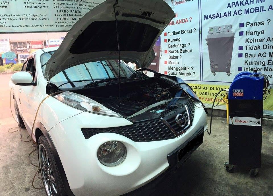 Bengkel AC Mobil di Mampang