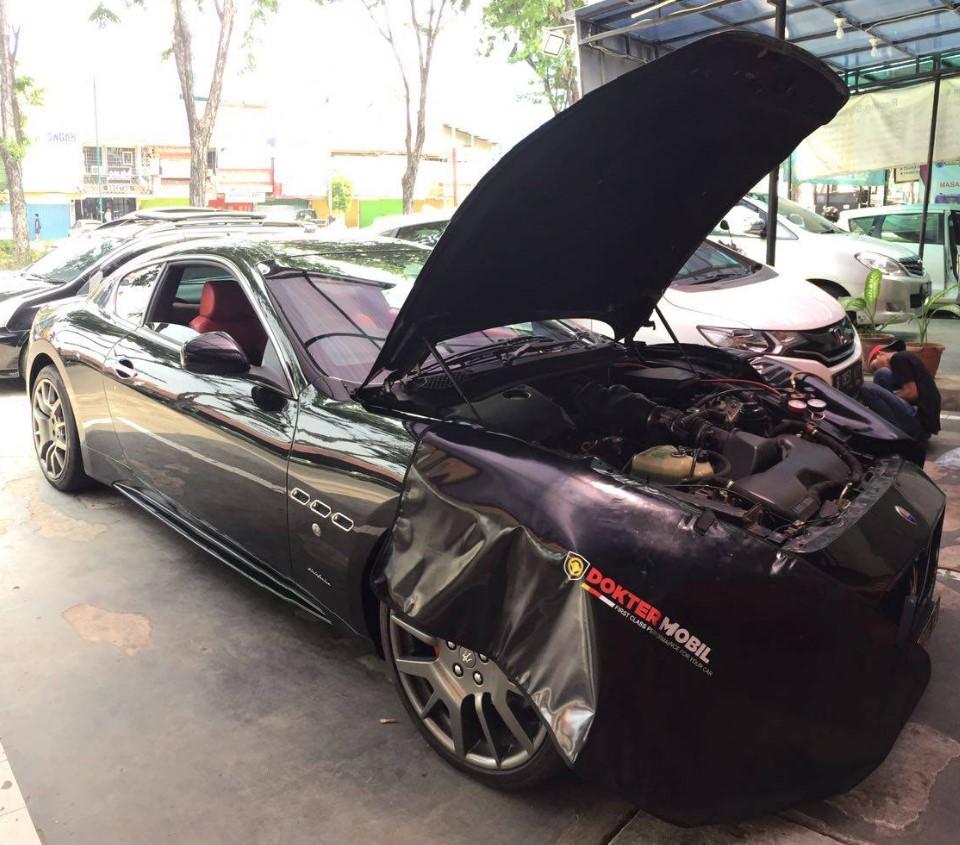 Bengkel Ac Mobil di Kemayoran