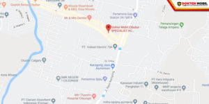 Map Dokter Mobil Cibubur